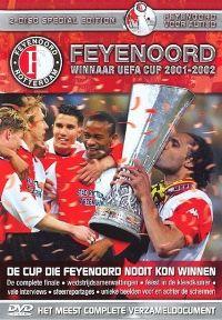 Cover  - Feyenoord Winnaar UEFA Cup 2001-2002 [DVD]